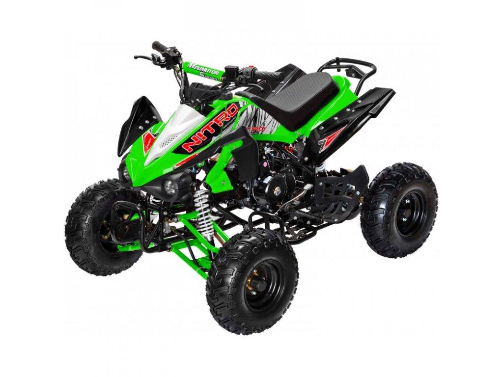 nitro xs110 zelene