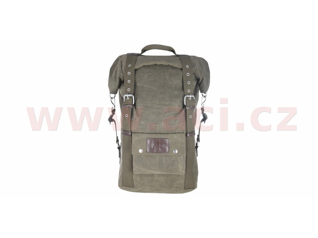 m006 282 batoh heritage oxford zeleny khaki objem 30 l i359574
