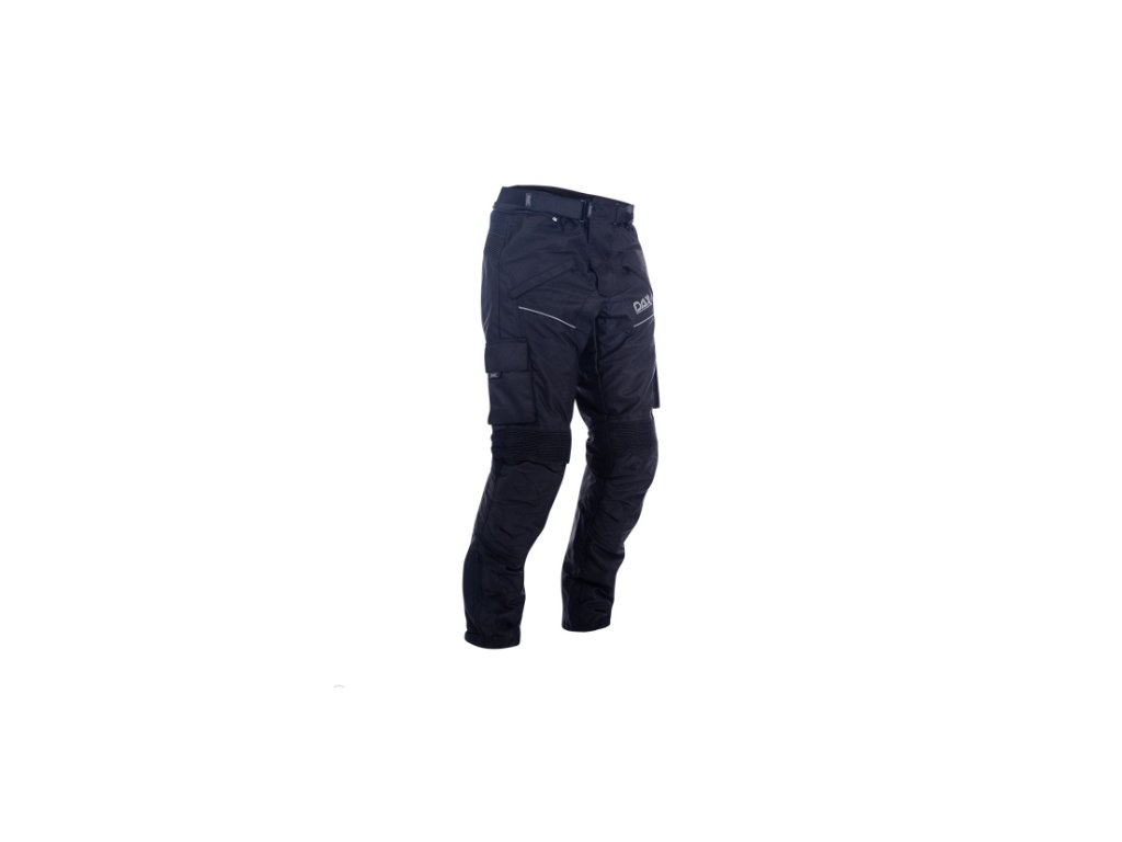 kalhoty dax men textile trousers made panske of maxdura with lining protectors black product 123927