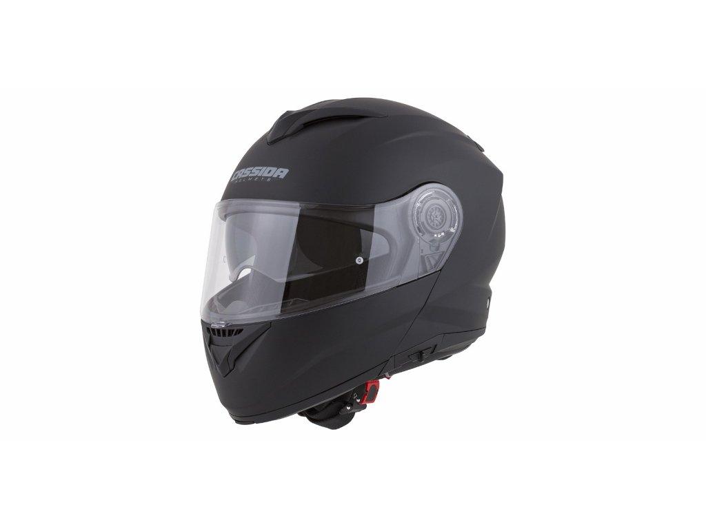 prilba compress 2 0 cassida cerna helm výklopna matna i396905