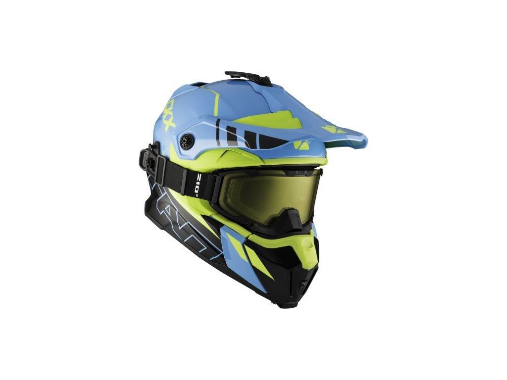 prilba ckx helma titan ori dl avalanche gr bl modra