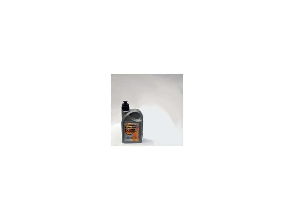 Převodový olej Gear Oil 80w90 GL4 - Syntetický. Balení 1 l