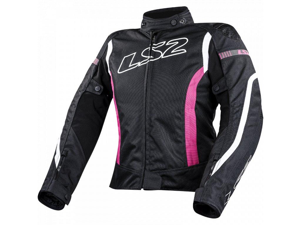 gate lady jacket black pink 64050f0046