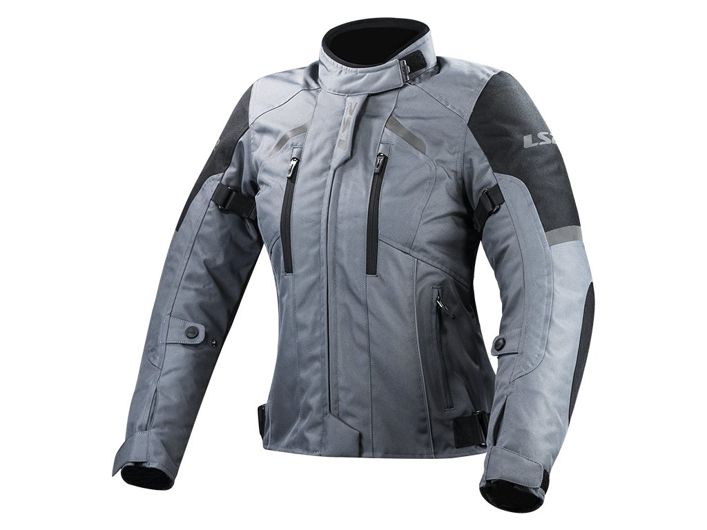 serra evo lady jacket grey 6200j1008