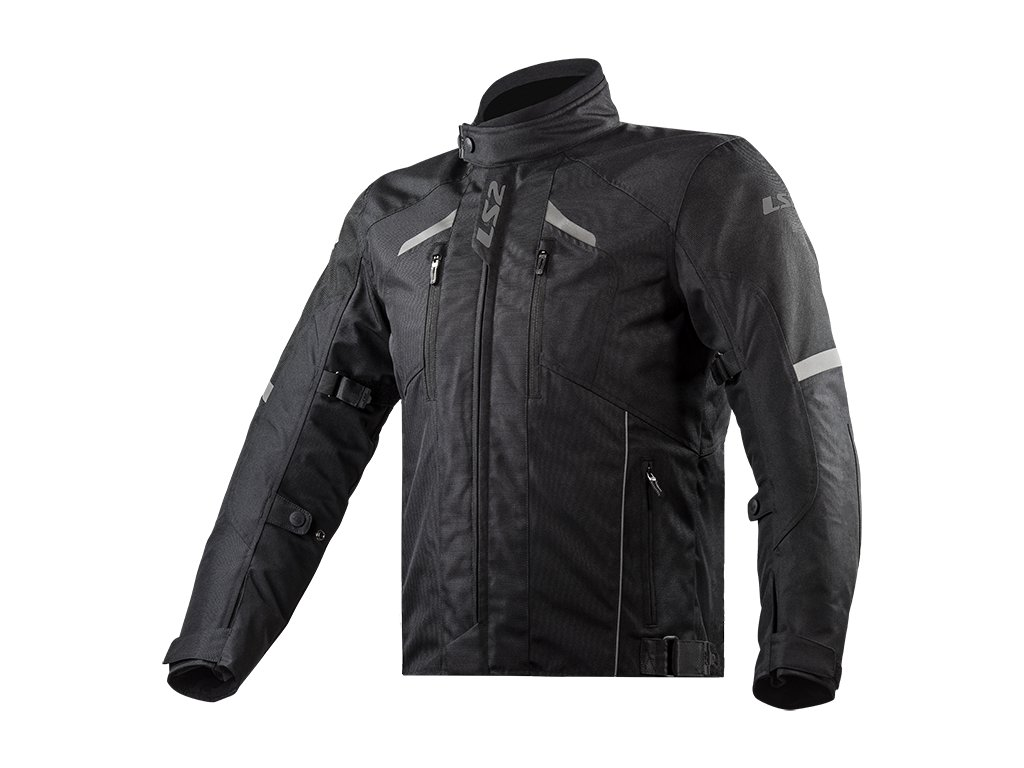 serra evo man jacket black 6200j1112
