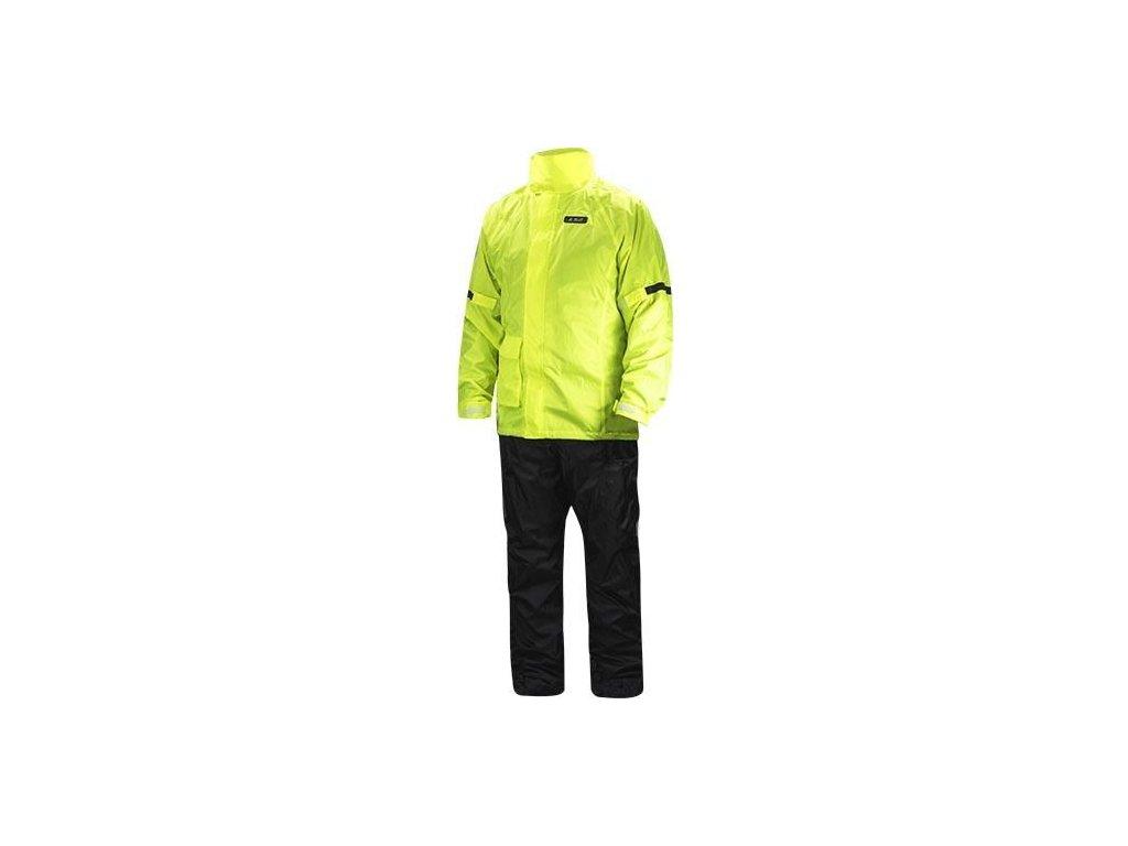 ls2 tonic lady rain suit hi vis yellow