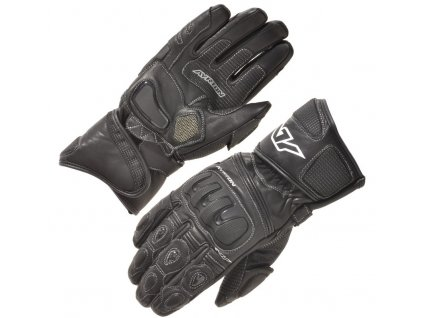 M120 102 rukavice former ayrton cr cerne