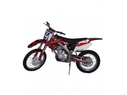 motocykl xmotos xz250r xb37 250cc 4t 21 18