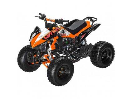 nitro xs125 oranzove