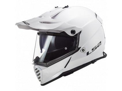 mx436 pioneer evo solid white 404362002