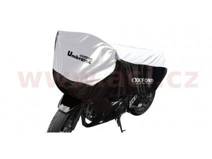 plachta umbratex oxford cerna stribrna i368938