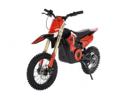 BUFFLER eD1000Y RED cervena detska motorka minibike minicross detska mala motorka