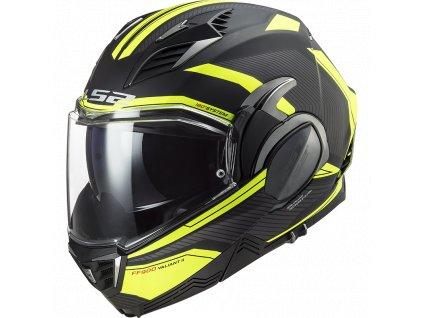 ff900 valiant ii revo matt black h v yellow 509002254