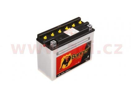baterie 12v y50 n18 l a 20ah 220a banner bike bull 205x90x162 i93531