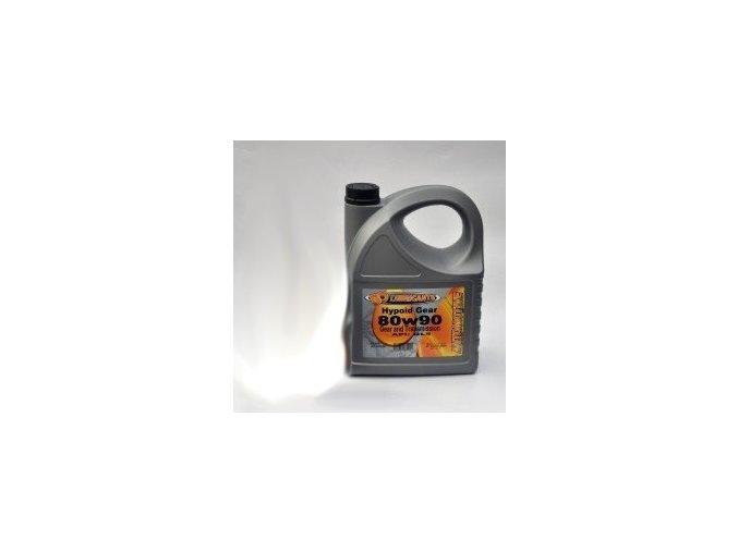 Převodový olej Gear Oil 80w90 GL4 syntetický v balení 5 l.