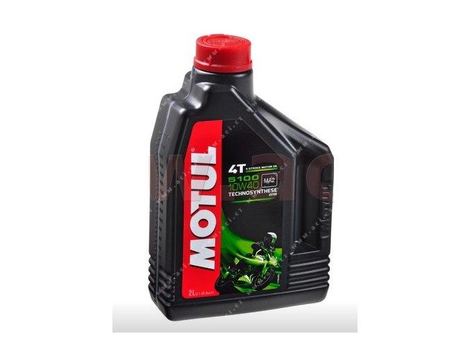 olej motul 5100 10w 40 4t 2 l pro do motorku