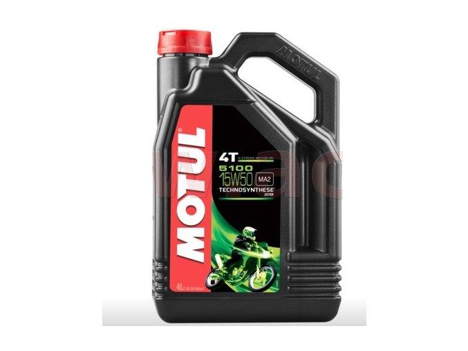 olej motul 5100 15w 50 4t 4 l kvalitni znackove mazivo