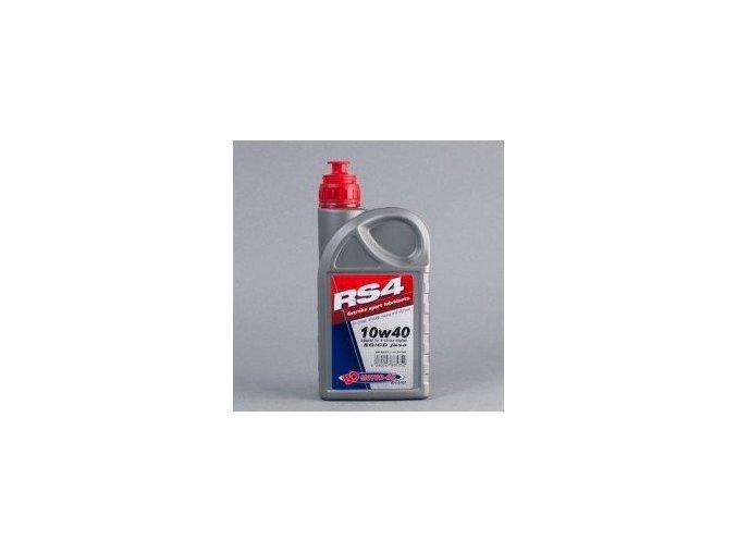Motorový olej RS4 Sport 10w40 v balení 5 l.