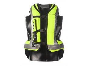 helite vesta turtle hi vist airbag novy nejlepsi kvalitni reflexni
