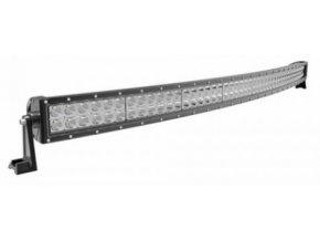 svetelna rampa shark led light bar curved 5d 40 240w r 1060 mm asp kvalitni prohnuta pridavne osvetleni pribram jablonna moto shop centrum