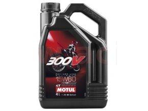 olej motul 300v off road 15w 60 4 l kvalitni