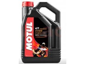 olej motul 7100 20w 50 4t 4 l velke vyhodne baleni motorkovy