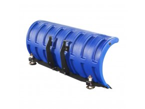 radlice shark na snih snehove radlice 132cm modra vcetne adapteru tvrzdeny plast plastova nova lehka odlehcena znackova na ctyrkolku trikolku