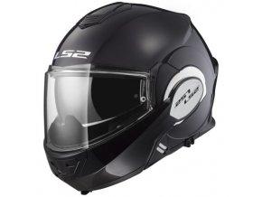 ff399 solid black LS2