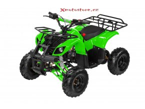 BUFFLER BULL XW110 green 4