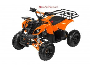BUFFLER BULL XW110 orange 4