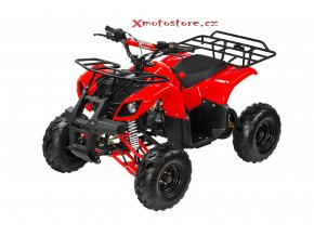 BUFFLER BULL XW110 red 4
