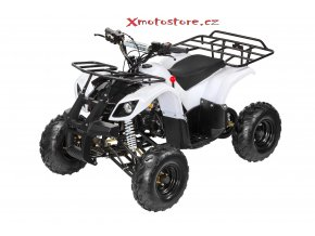 BUFFLER BULL XW110 white 4