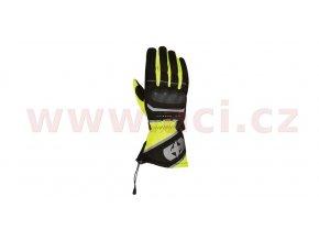 m120 308 rukavice montreal 1 0 oxford zlute fluo cerne i369605