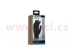 vlozky do rukavic synteticke vlakno oxford cerne i332819