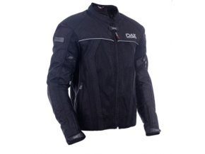 dax mesh bunda jackets made of mesh maxdura fabric with lining protectors black