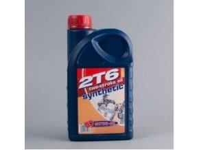 olej 2T6 - POLO SYNTETICKÝ - 1L