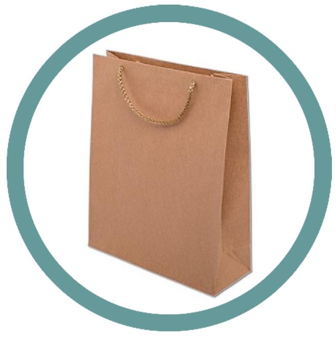 Papírové tašky PRESTIGE