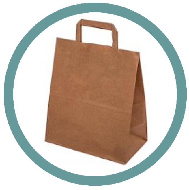 Papírové tašky STANDARD