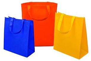 Tašky z netkané textílie