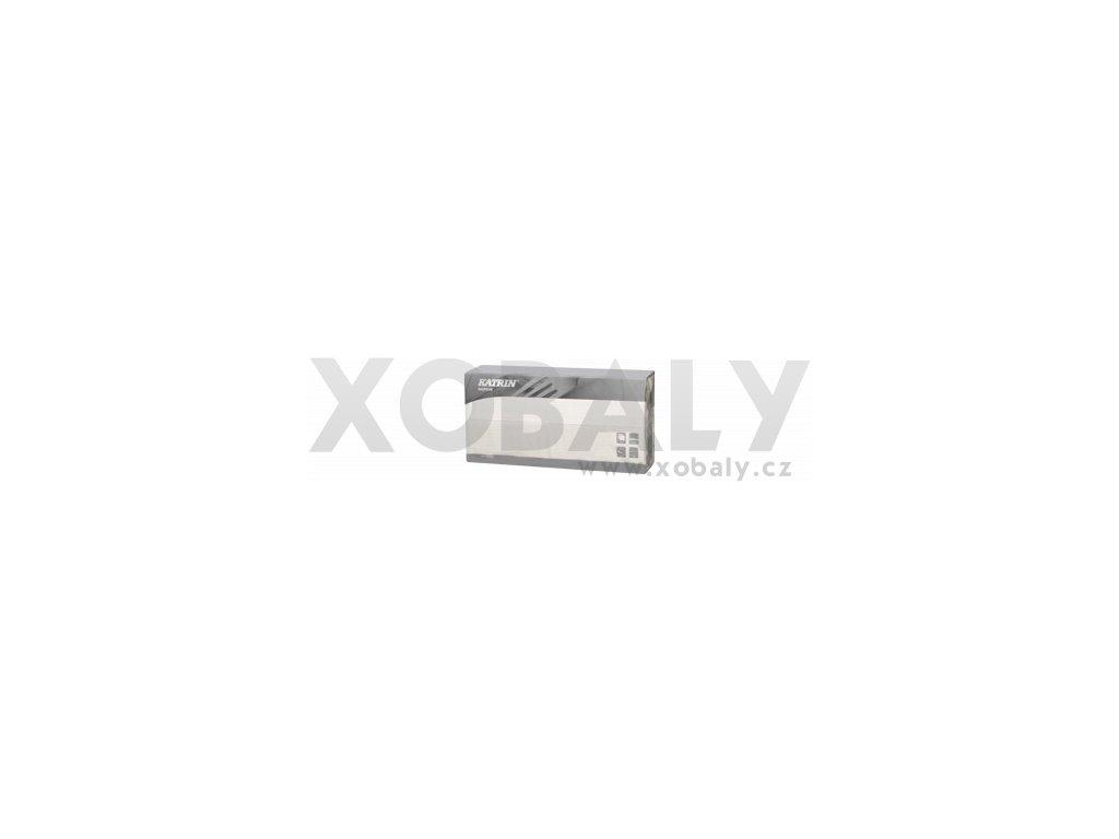 Papírové ubrousky Dinner 3-vrstvý, skládání 1/8 - 115079 - Bílá