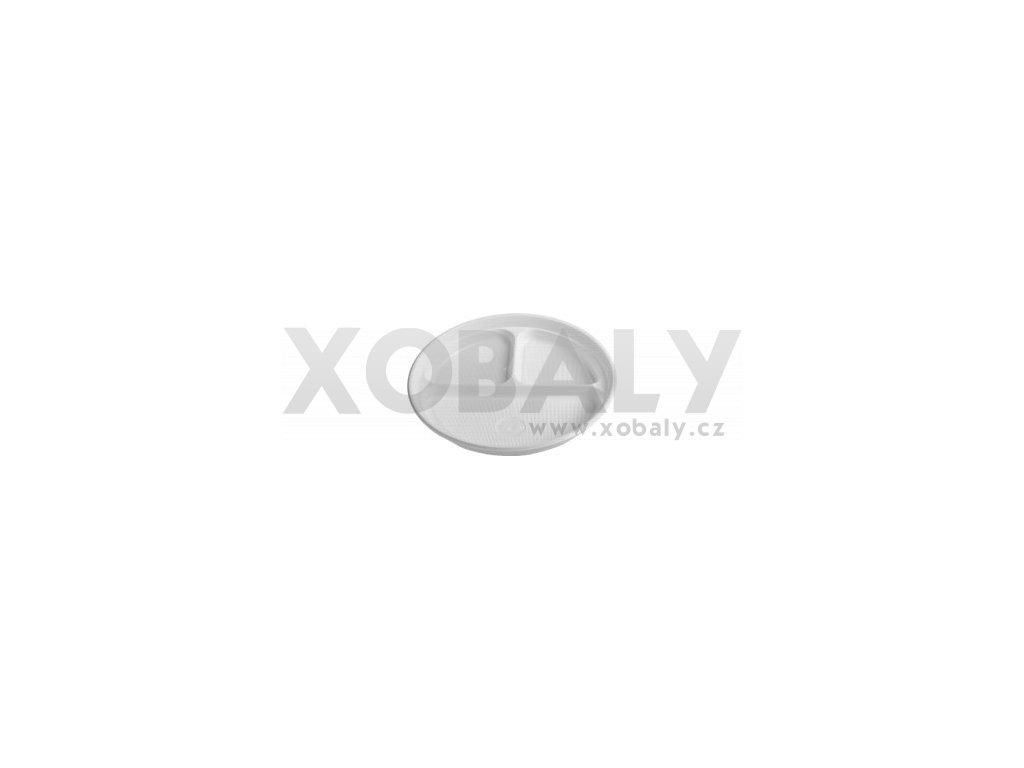 Talíř PP 3-dílný (cena za 100ks)