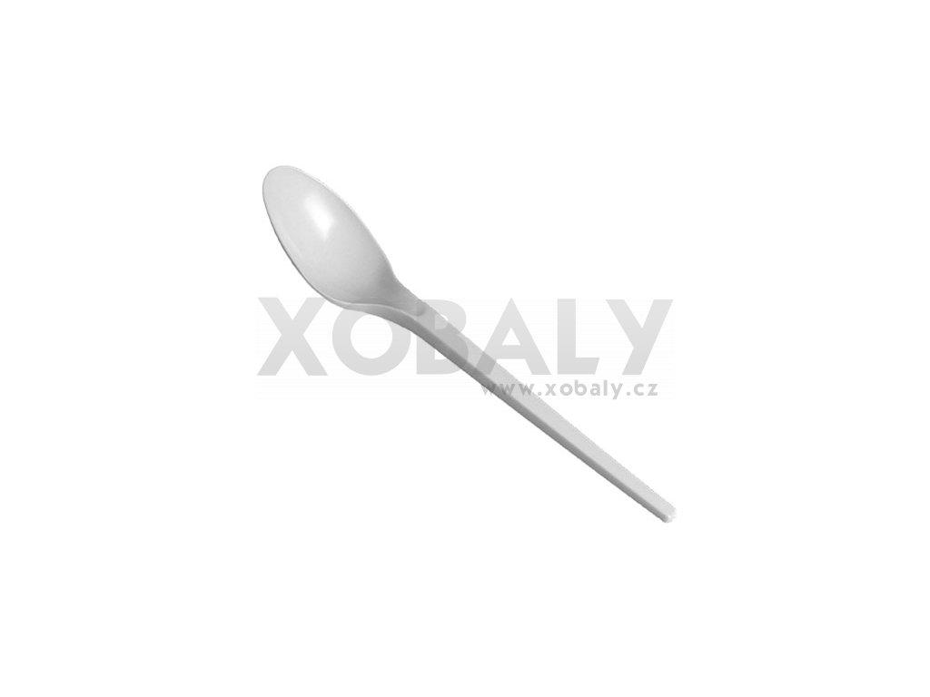 Lžíce polévková bílá (cena za 100ks)