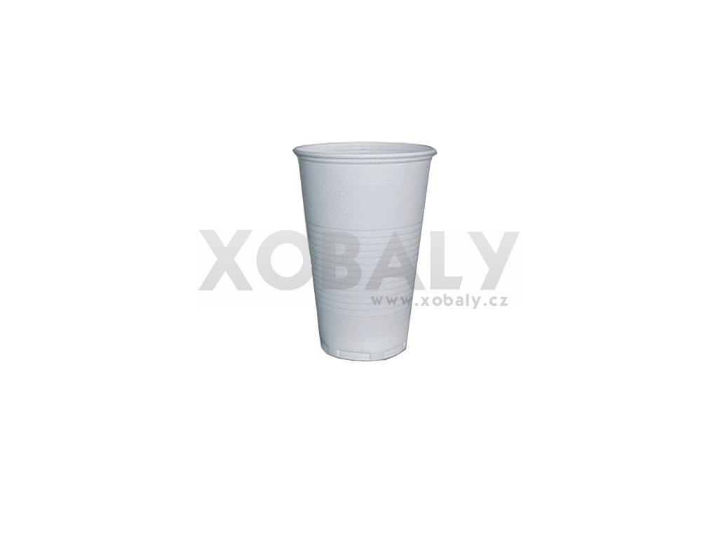 Kelímek 0,3 bílý na limonádu (cena za 100ks)
