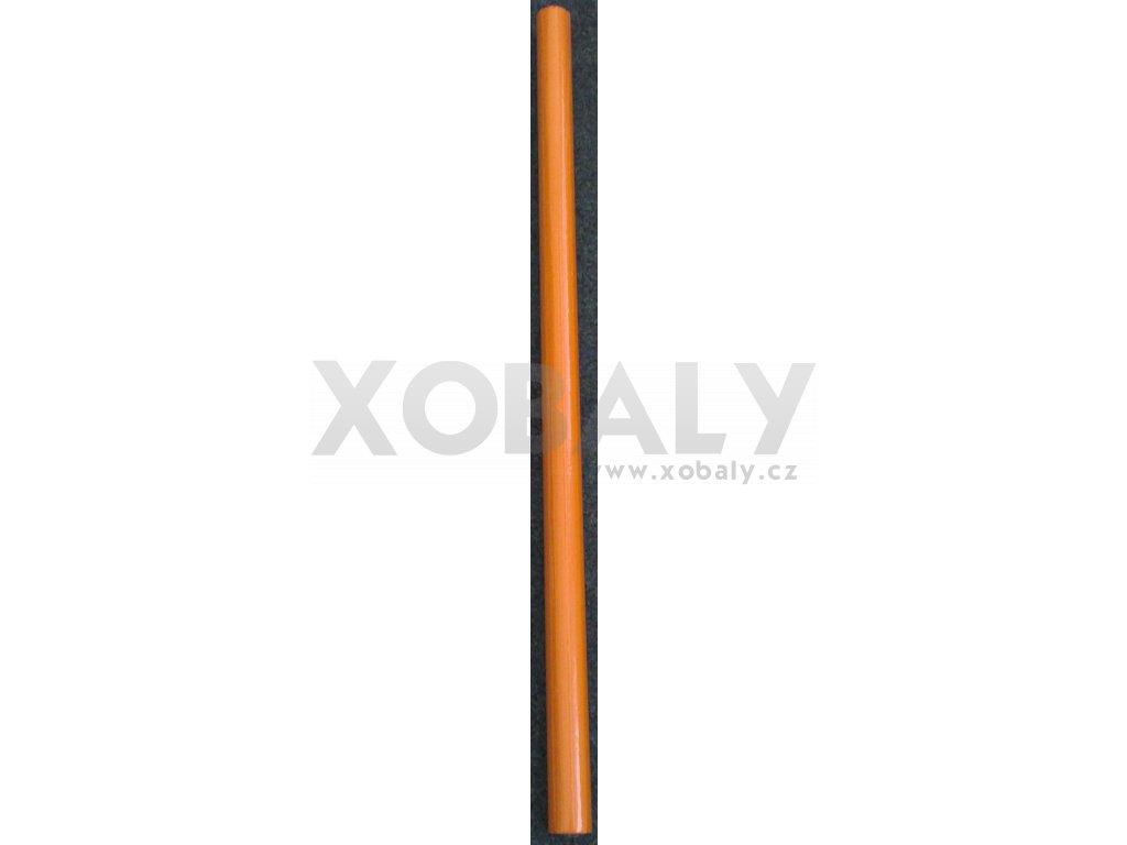 papírové ubrusy v roli 100cm x 10m oranžový - 117030