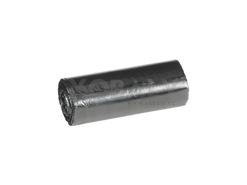 Sáček do koše 63x74cm 60l (cena za 50ks) - černý