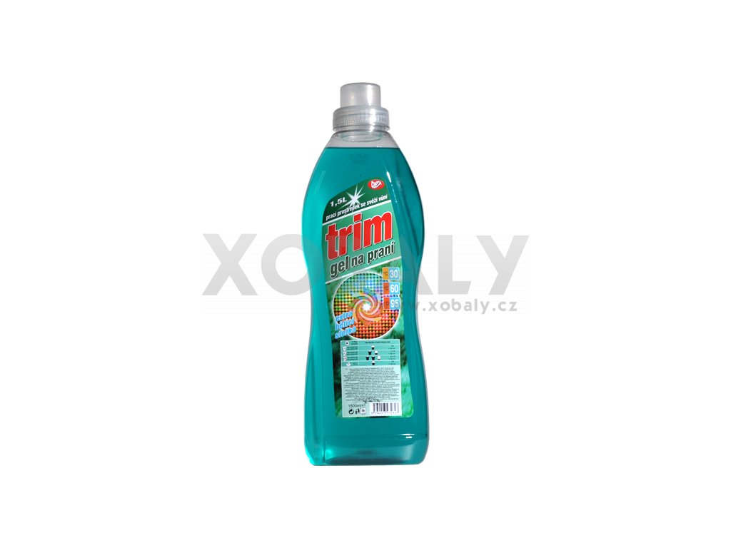 Gel na praní TRIM 1,5L - 94.0163