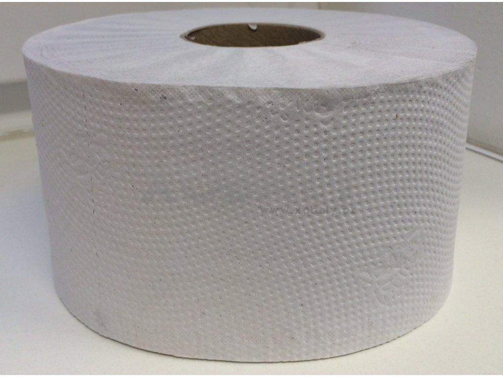 Toaletní papír JUMBO 280mm - bílý 2 vrstvý