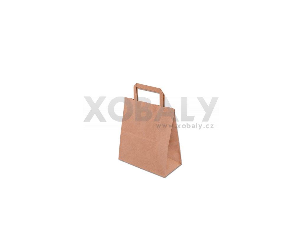 Papírová taška 330x220x245mm