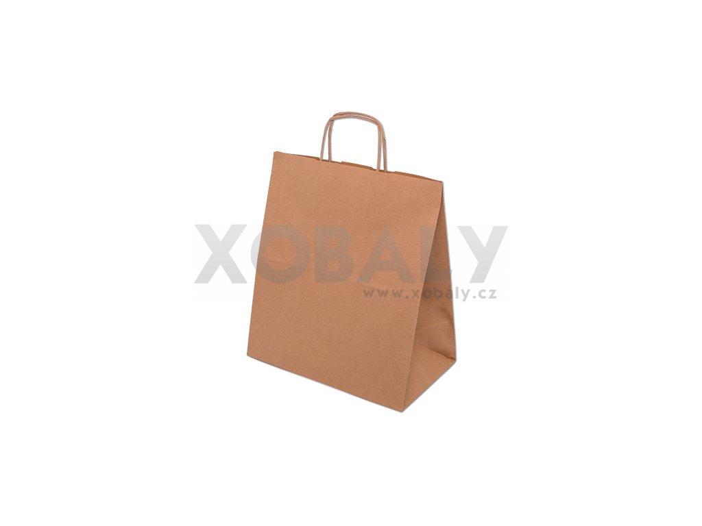 Papírová eko taška 305x170x340mm