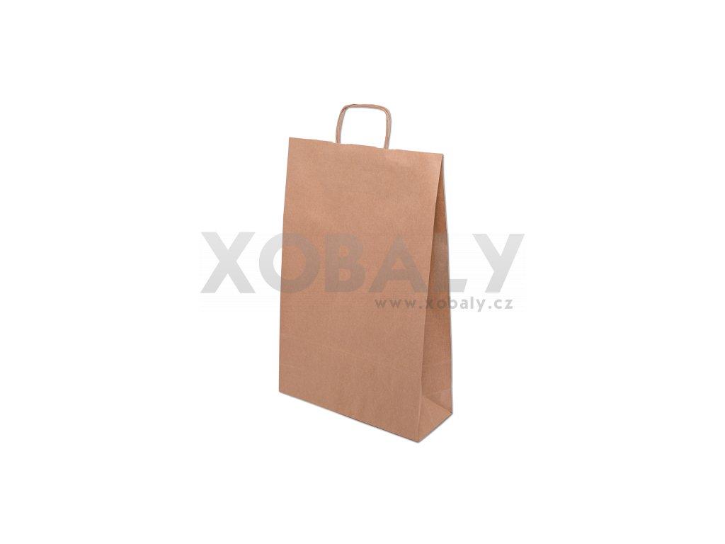 Eko tašky papírové 330x120x500mm